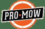 Pro Mow Lawn Care Logo