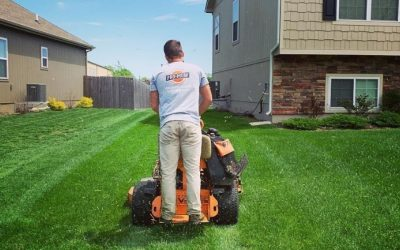 Complete Lawn Maintenance in Kansas City