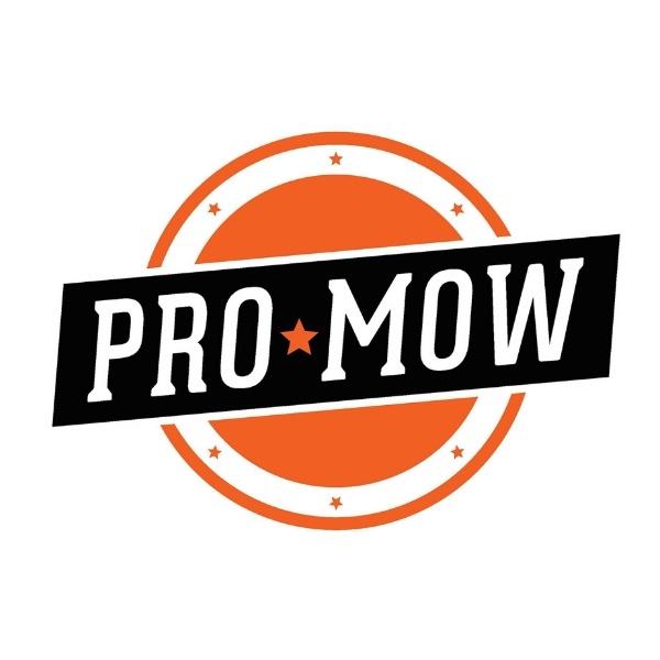 Pro Mow Logo Large
